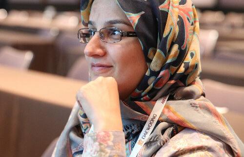 Golaleh Asghari